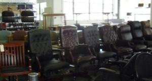 Stamford Used Office Furniture